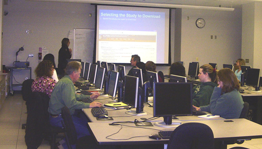 SSDB Workshop, Sacramento State, March 24, 2006