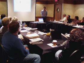 SSRIC Council Meeting, Tenaya Lodge, Winter 2006